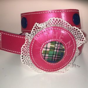 Save The Queen Circus Belt - NWOT